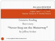 English powerpoint: Pre-reading activities on