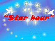 English powerpoint: star hour
