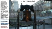 English powerpoint: ABCs of Philadelphia, a Tour of History, Sights, and Culture--Part Three