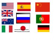 English powerpoint: Flag of the week