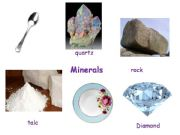 English powerpoint: How are minerals classified