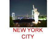 English powerpoint: NEW YORK