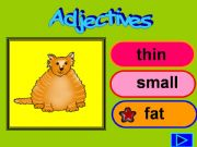 English powerpoint: Choose the correct adjective!