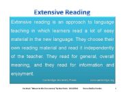 English powerpoint: Pre-reading on the short story