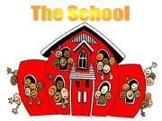 English powerpoint: The school division
