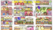 English powerpoint: In My Town (1)
