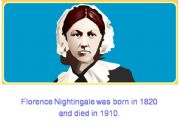English powerpoint: FLORENCE NIGHTINGALE