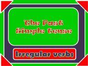 English powerpoint: Past Simple Irregular verbs