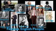 English powerpoint: Famous English People