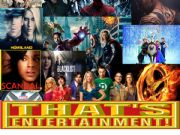 English powerpoint: THAT´S ENTERTAINMENT! TV shows and films vocabulary :-)