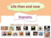 English powerpoint: Ibn  Sina´s biography