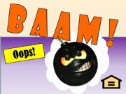 English powerpoint: Baam Game for preschoolers-part II