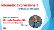 English powerpoint: