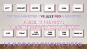 English powerpoint: PRESENT PERFECT SIMPLE AND CONTINUOUS - PRODUCTION