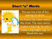 English powerpoint: Short