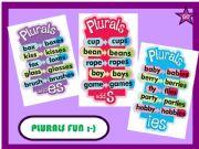 English powerpoint: PLURALS GAME