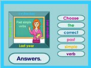English powerpoint: Past simple : How was your vacation?  Part 2