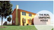 English powerpoint: The Simpons´ House