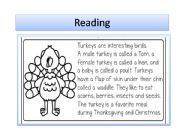 English powerpoint: Reading