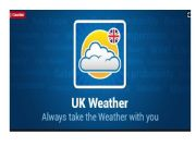 English powerpoint: Being the Weather Forecast Man or Woman