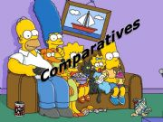 English powerpoint: Comparatives - The Simpsons