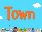 English powerpoint: My TOWN