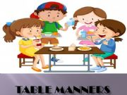 English powerpoint: Table manners