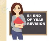 English powerpoint: TOPICS FOR ORAL REVISION