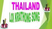 English powerpoint: Loy Krathong