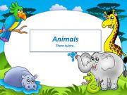 English powerpoint: Animals, strange friends