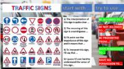 English powerpoint: INTERPRETING ROAD SIGNS [using modal constructions]