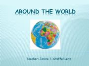 English powerpoint: To be