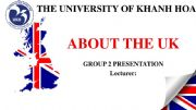 English powerpoint: General Elections in UK