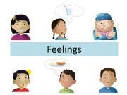 English powerpoint: Feelings