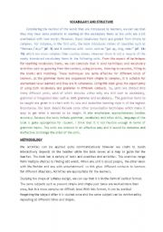 English Worksheets: coursebook analysis
