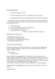 English Worksheets: sociolinguistic presentation