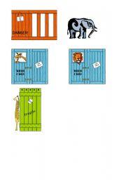 English Worksheets: Animal souveniers 02-08-08