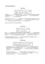 English Worksheets: elementary