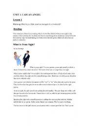 English Worksheets: prom night