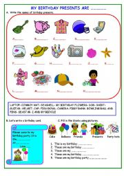 english teaching worksheets birthdays. Black Bedroom Furniture Sets. Home Design Ideas