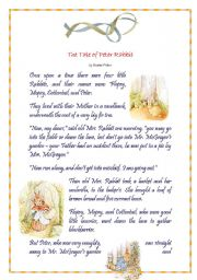 the tale of peter rabbit (part I)11-8-08