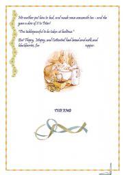 The tale of peter rabbit (III part) 11-8-08