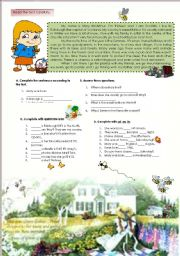 English Worksheets: Mary McArthur (14.08.08)