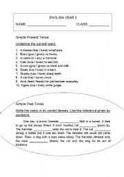 Worksheets Year 3 English Worksheets worksheet english year 3 pksr pksr