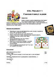 Famous family album