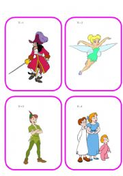 English Worksheets: Go Fish cards 5 (19.08.08)