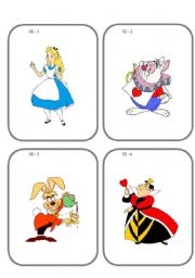English Worksheets: Go Fish cards 11 (19.08.08)