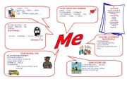 English Worksheet: Introduce yourself