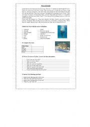 English Worksheets: Polar Bears