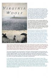 English Worksheets: To the Lighthouse